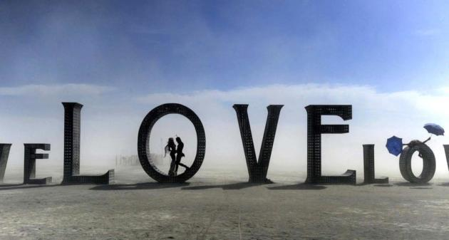 Burning Man organizers stress the importance of consent