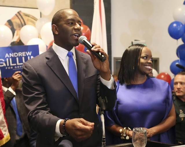 Gillum's campaign had a secret ingredient in winning formula: the candidate himself