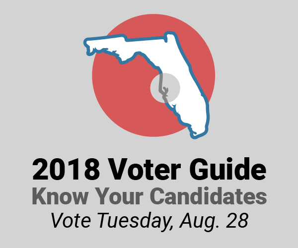 Live coverage: The Florida primary election results for governor