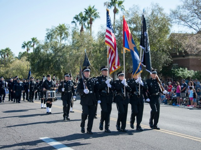 39th Annual Veterans Day Parade Planning & Logistics Meeting
