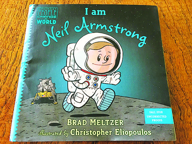 Brad Meltzer's new book at Books & Books Sept. 15