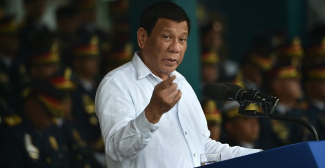 Duterte in Israel, first visit by a Philippines president