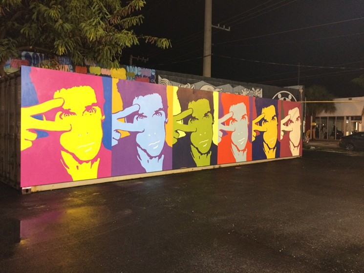 Miami celebration to feature mural contest, sidewalk sale