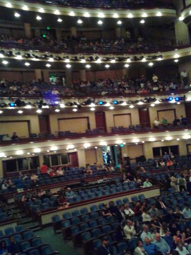 Review of Adrienne Arsht Center for the Performing Arts of Miami-Dade County, Miami, FL