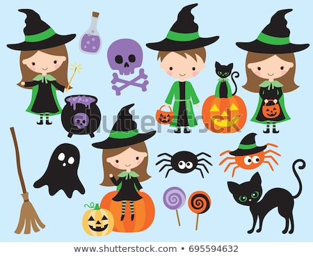 Bats, Ghosts, Witches, Cats, Pumpkins, & Spiders, oh my!