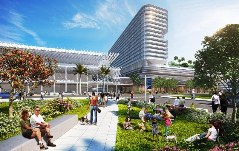 Convention Center Hotel Lease: Ballot Questions #2 and 3