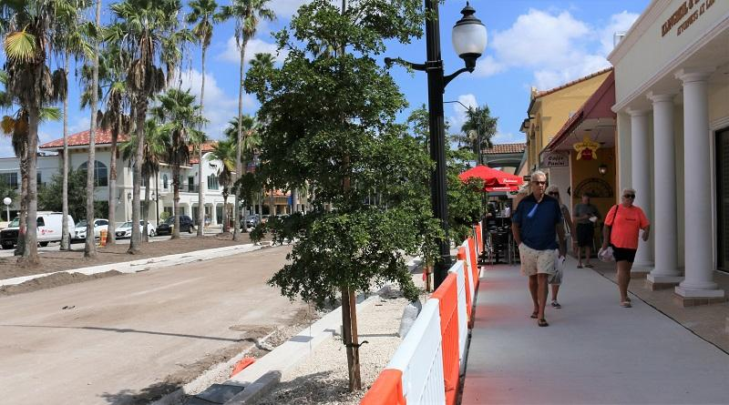 Eastbound Venice Avenue should reopen in early November