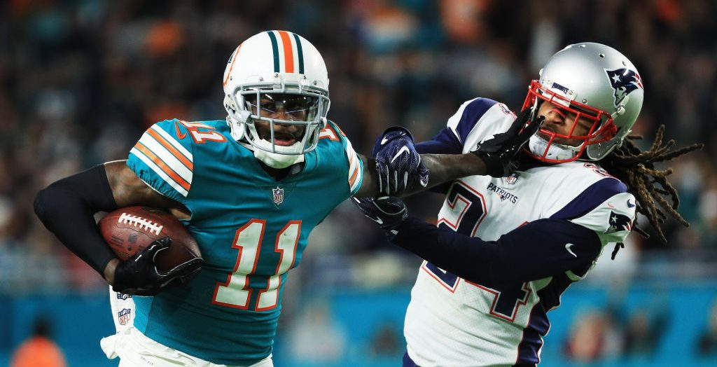 Miami Dolphins are not shopping WR DeVante Parker, source says