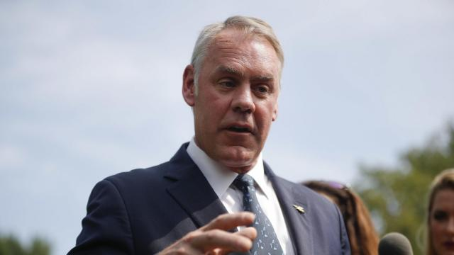 Zinke expected to extend mining ban near Yellowstone park