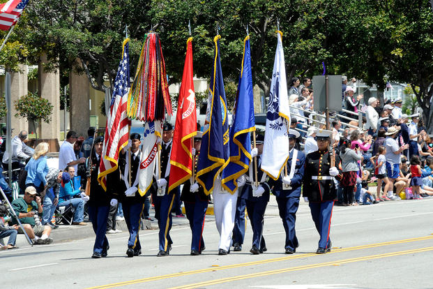 Hundreds to march in annual event honoring US military
