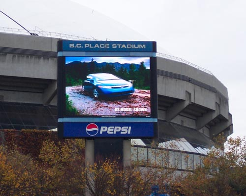 Daktronics Delivers LED Video Boards For University of Miami