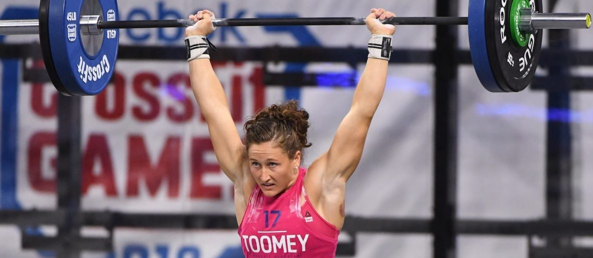 Toomey, Vellner Punch Tickets to CrossFit Games