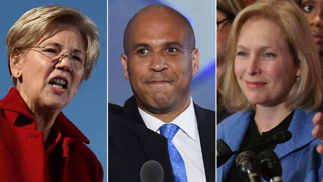 Trump the pundit handicaps 2020 Democratic contenders