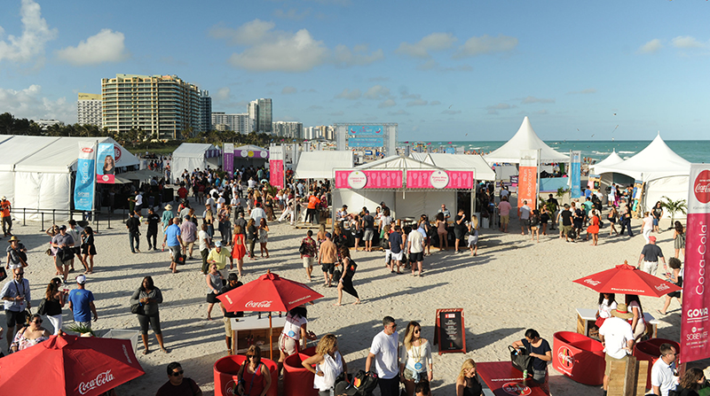 What's New At The 2019 South Beach Wine And Food Festival?