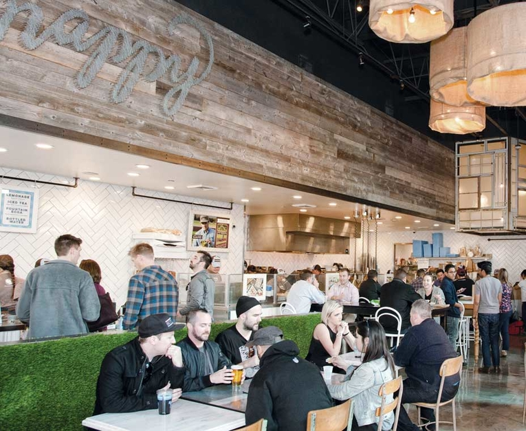 Food halls: The future of restaurants?