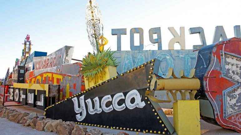 Neon Museum gets OK to expand to unused Vegas cultural site