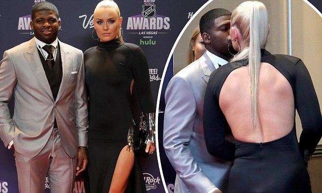 'What a weekend in Miami!': Lindsey Vonn parties with new hockey player boyfriend