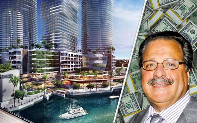 Chetrit scores loan for Miami River project, buys out JDS stake