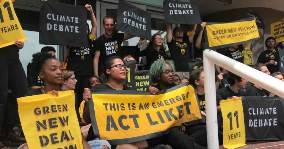 Activists: You can't come to Miami without talking about climate change