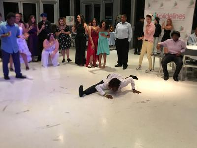 Annual LGBTQ Prom Gives South Florida Teens An Open Space To Dance, Sing