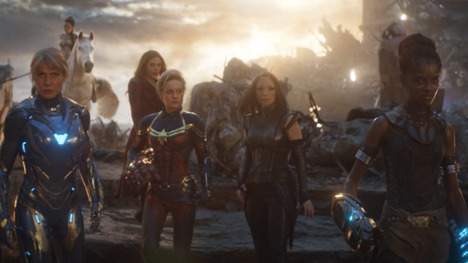 'Avengers: Endgame' has passed 'Avatar' as biggest film ever