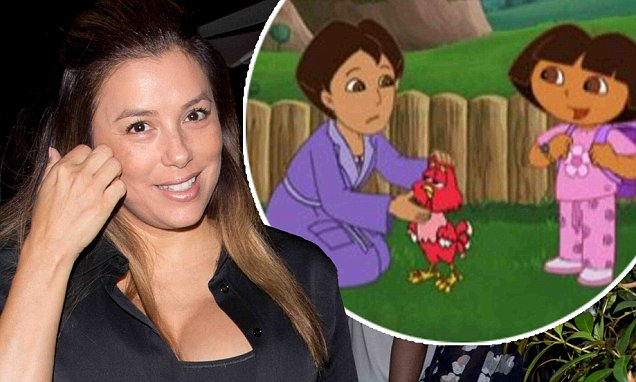 Eva Longoria on Shooting 'Dora' Movie as a Mom: 'I Just Had New Eyes on the World'