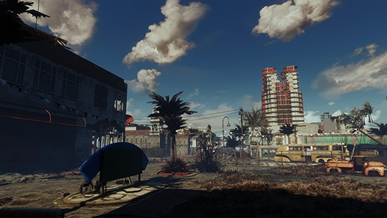 Fallout Miami explores the tropical apocalypse