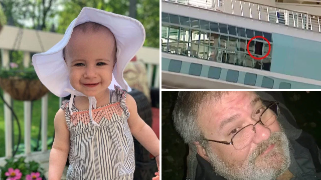 Toddler fell through cruise ship window that should've been closed, attorney says