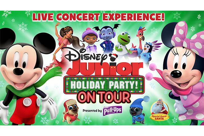 Disney Junior Holiday Party on Tour