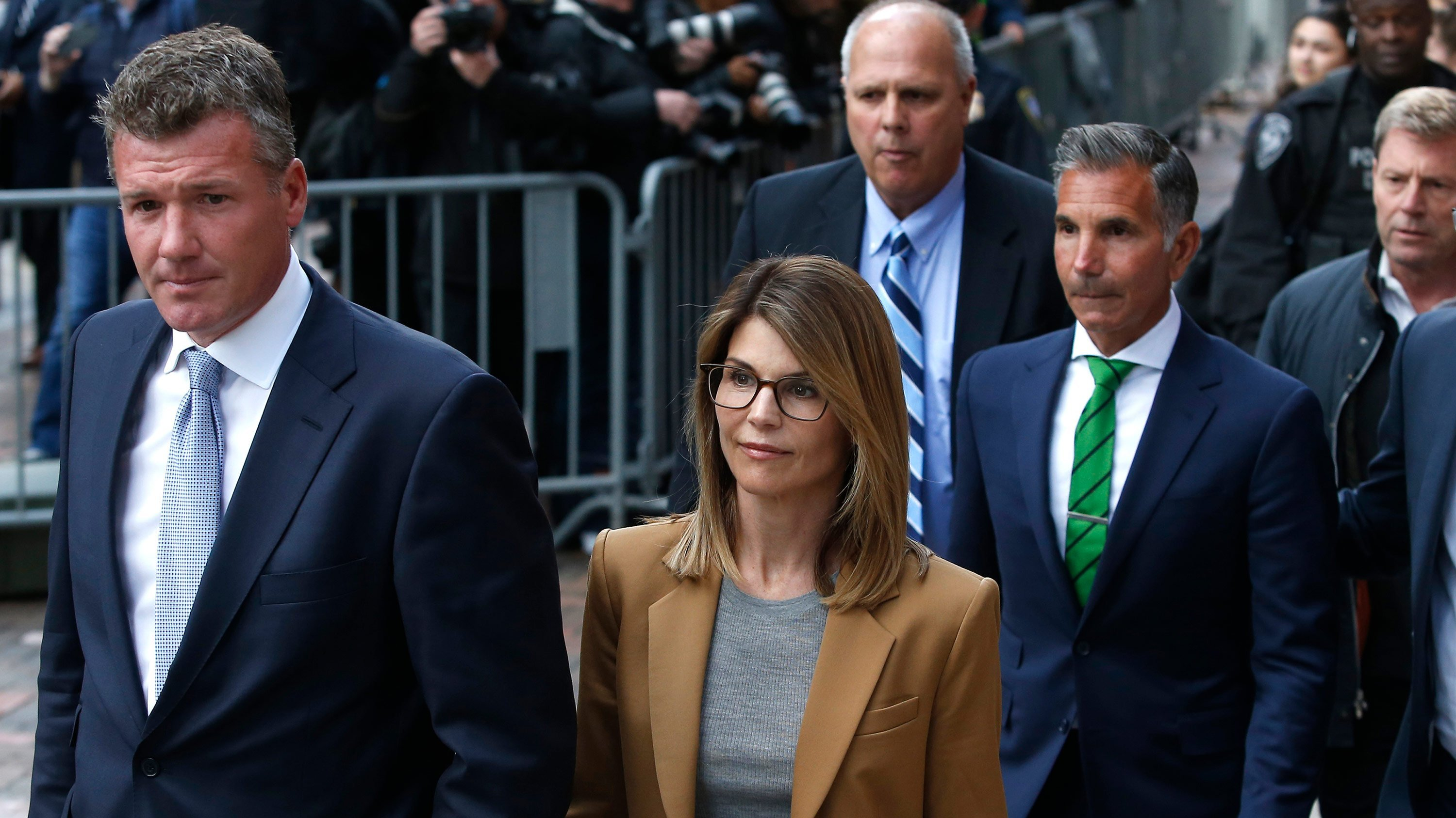 College Admissions Scam: Lori Loughlin, Other Parents Indicted on New Bribery Charge