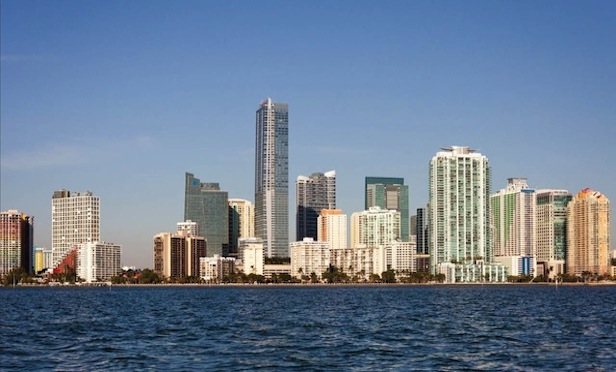 Home sales in Miami jump by double digits