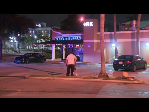 1 hospitalized after 2nd shooting outside Steve's Pizza in less then 1 week