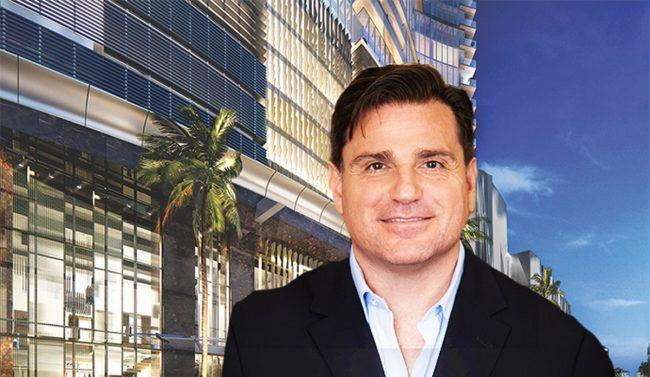 Developer Kodsi to Break Ground on Miami Hotel Tower in 2020