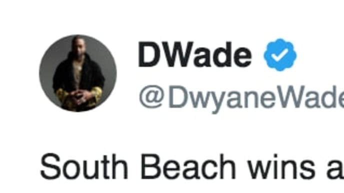 Dwyane Wade trolls New Orleans Pelicans over injury report