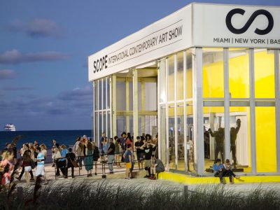 SCOPE Miami Beach is Back on the Sand During 2019 Miami Art Week