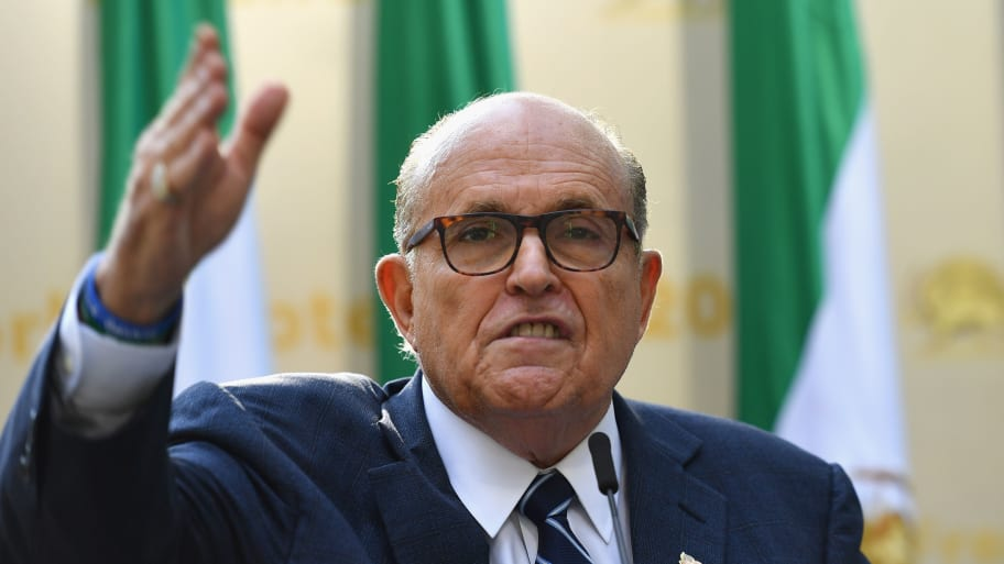 Giuliani Lobbied Justice Department on Behalf of Wealthy Venezuelan Who Hosted Him at …