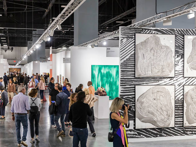 What Not to Miss at Art Basel Miami Beach 2019