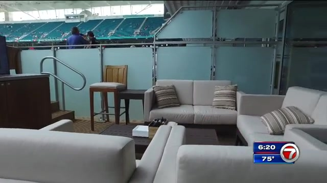 After $755M renovation, Hard Rock Stadium ready for Super Bowl 54