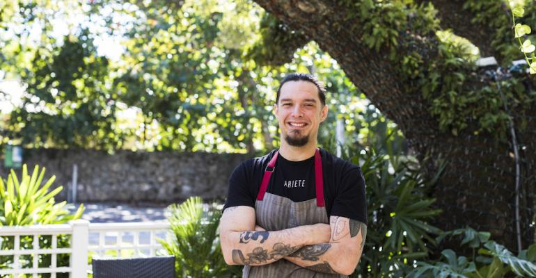 Ariete chef Michael Beltran plumbs the riches of multicultural Miami