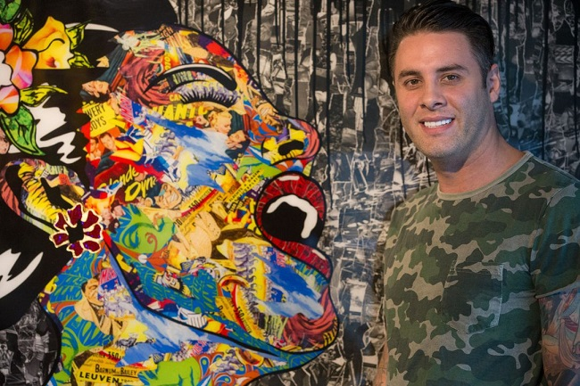Daniel Mazzone: Bringing Legends To Life Through Art
