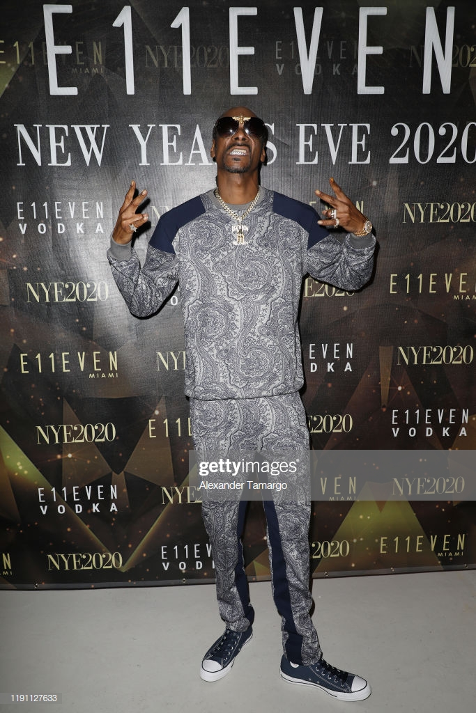 Eyes on Miami: New Year's Eve with DaBaby, the Jonas Brothers, Snoop Dogg, and Others