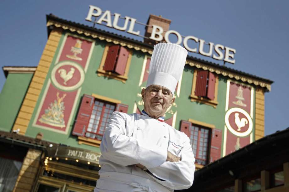 French chef Bocuse restaurant loses 3rd star after 55 years