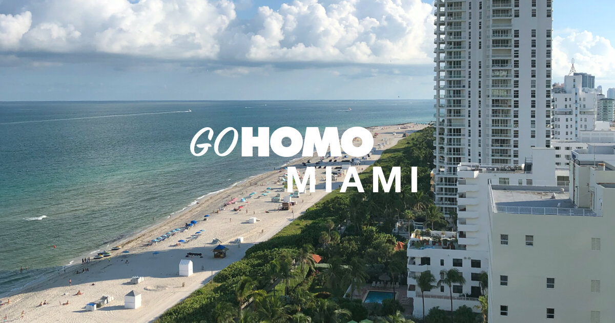 Gohomo: A Queer Travel Guide to Miami