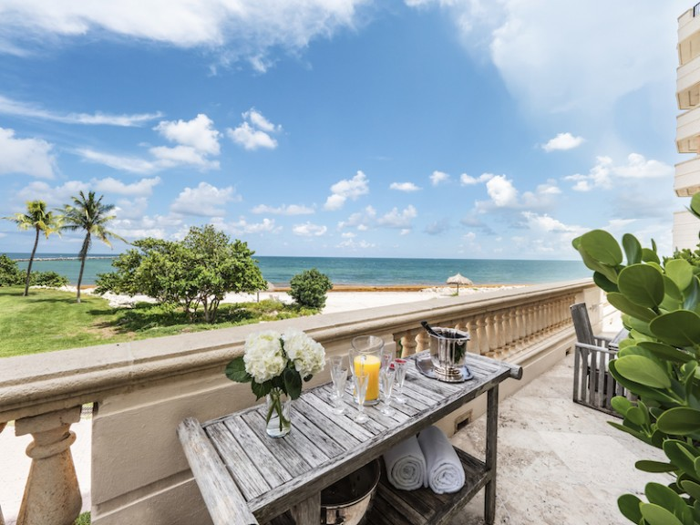Jeff Miller Presents A Coveted Miami Beach Residence