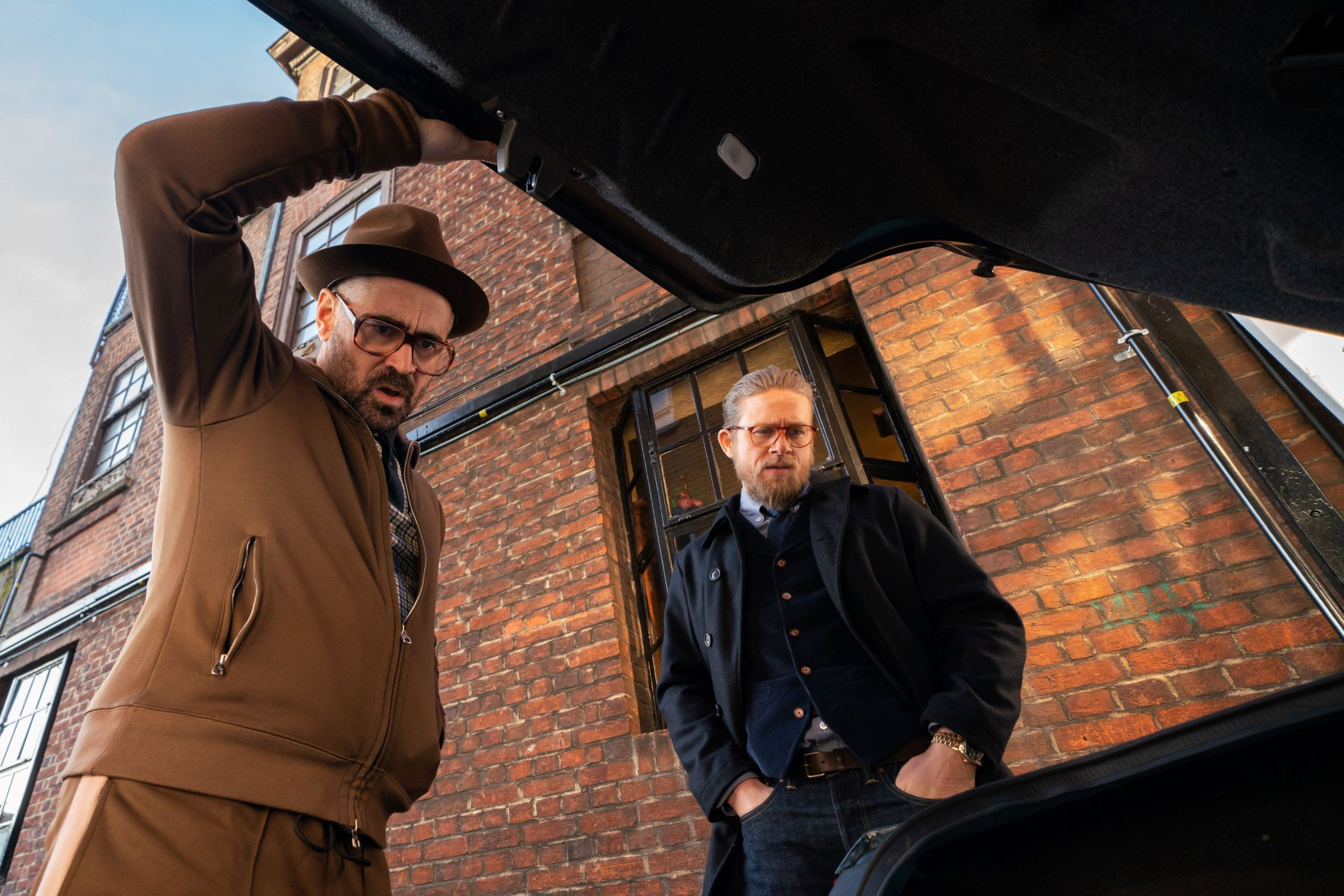 Movie review: 'The Gentlemen' brings out the richness of Guy Ritchie's moviemaking style