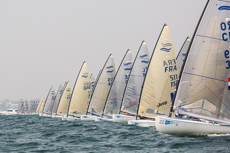 Nations clash over Olympic qualifying spots on Day 1 at Hempel World Cup Series Miami