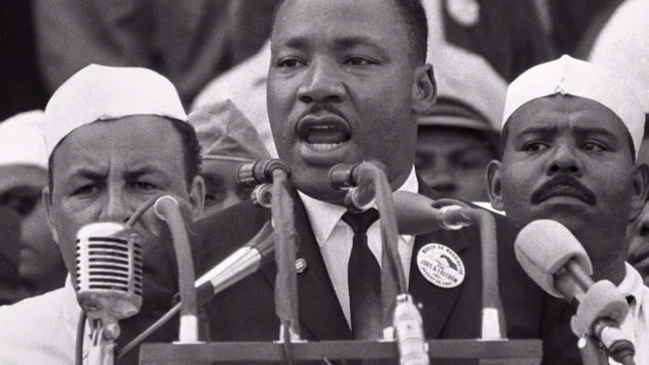 Remembering Martin Luther King Jr.: 'I had so much belief in that dream'