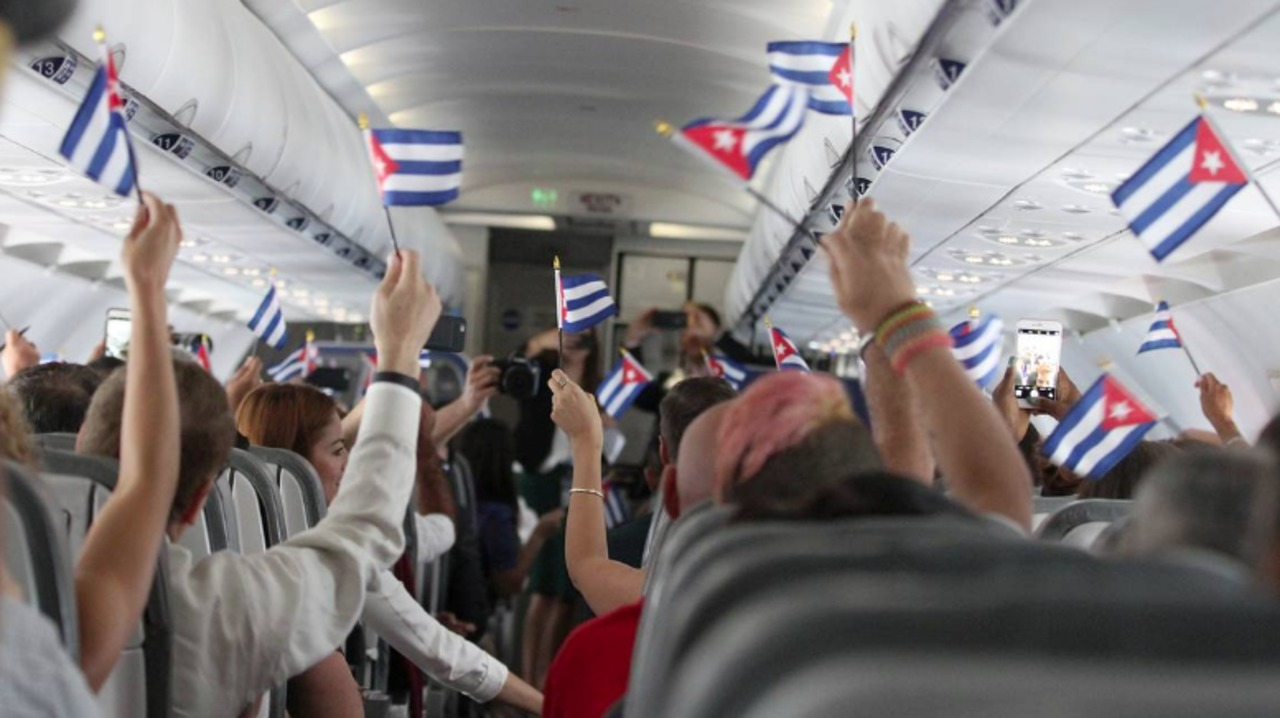 Trump administration cancels charter flights to nine airports in Cuba