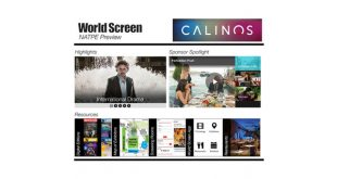 World Screen App Updated for NATPE