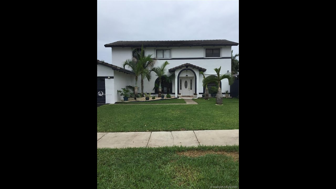 New Residential listing for sale found at 14000 SW 156th Ter, Miami, FL 33177